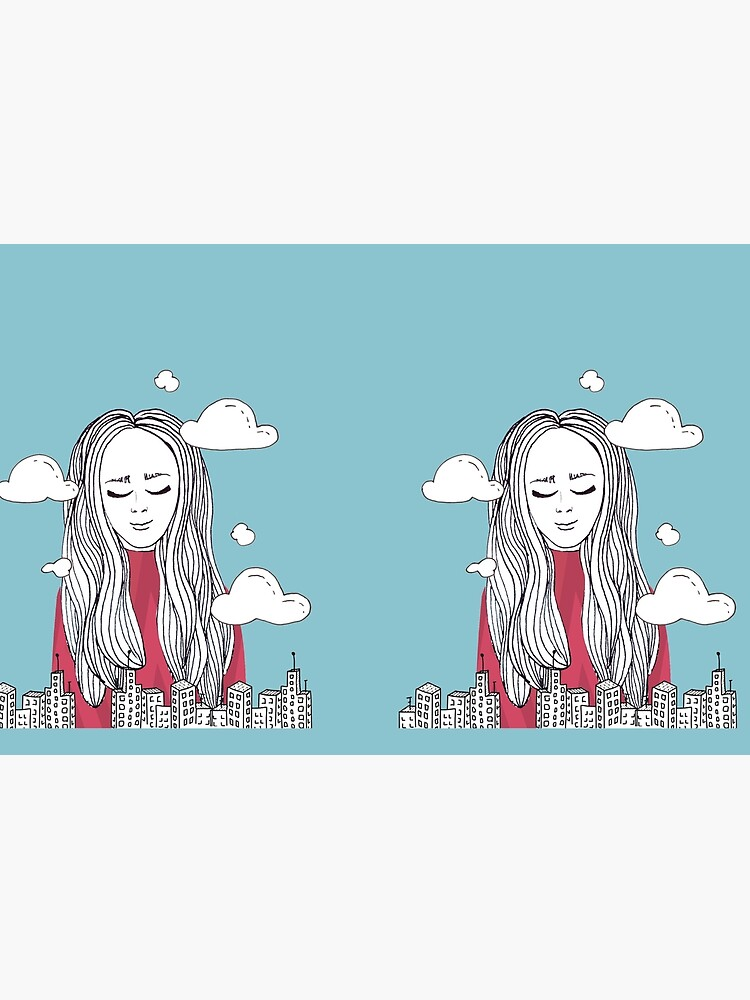 Daydreaming - Head in the clouds by mirunasfia