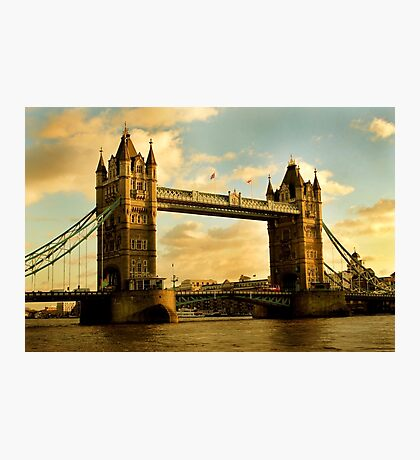Tower Bridge - London Photographic Print