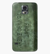 Front Towards Enemy - Claymore  Case/Skin for Samsung Galaxy