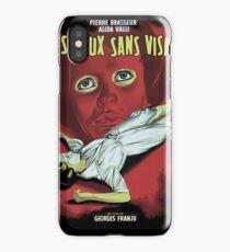 Eyes Without a Face - Les Yeux Sans Visage iPhone Case/Skin