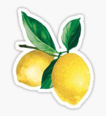 Pegatina Limón