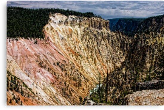 Yellowstone Glory by Janet Fikar