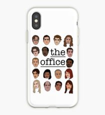 Die Büro-Crew iPhone-Hülle & Cover