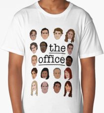 The Office Crew Long T-Shirt