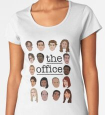 The Office Crew Women's Premium T-Shirt