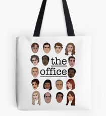 The Office Crew Tote Bag
