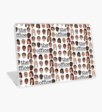The Office Crew Laptop Skin