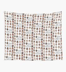 The Office Crew Wall Tapestry