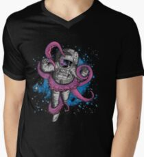 astronaut Men's V-Neck T-Shirt