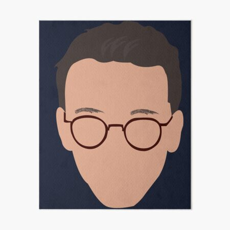 Logic Art Board Print