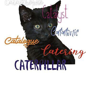 Cat - - - by IanMcK