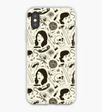 MFM- Murderino Pattern iPhone Case