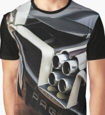 Pagani Huayra Graphic T-Shirt