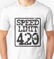 Speed Limit 420 T-Shirt