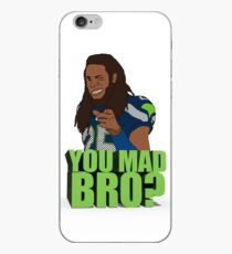 You Mad Bro? iPhone Case