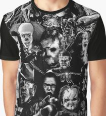 Classic horror guise Graphic T-Shirt