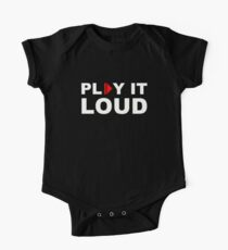 PLAY IT LOUD W/R Kids Clothes