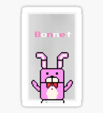 Five Nights at Freddy's: Sister Location BONNET Sticker