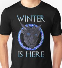 Winter Is Here Game Of Thrones T-Shirt