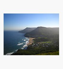 Stanwell Tops Photographic Print
