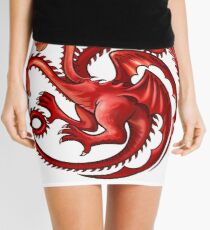 Mother Of Cats Funny Game Of Thrones Mini Skirt