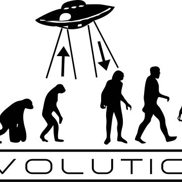 human evolution by Ragazzi