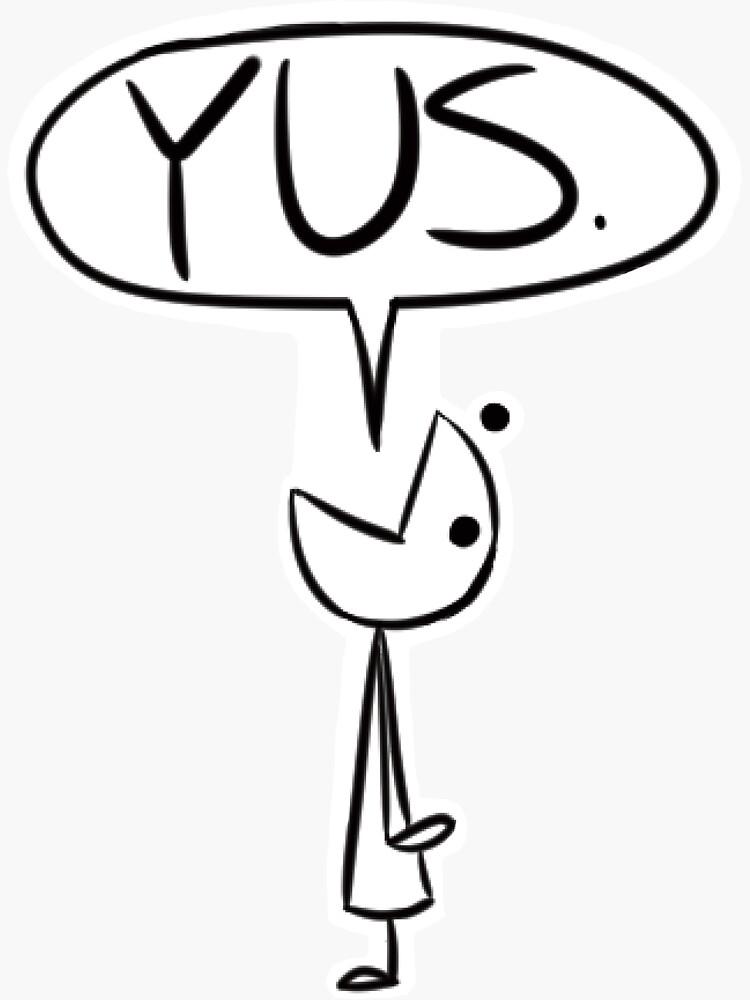 YUS by AccidentAvocado