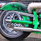 Green Monster by Riggzy