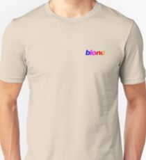 Frank Ocean- Blond Nascar Stripe T-Shirt