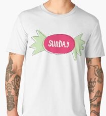 SUNDAY CANDY Men's Premium T-Shirt