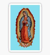 Virgin Mary Sticker