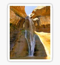 Lower Calf Creek Falls  Sticker