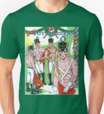 Boy Toy Soldiers Unisex T-Shirt