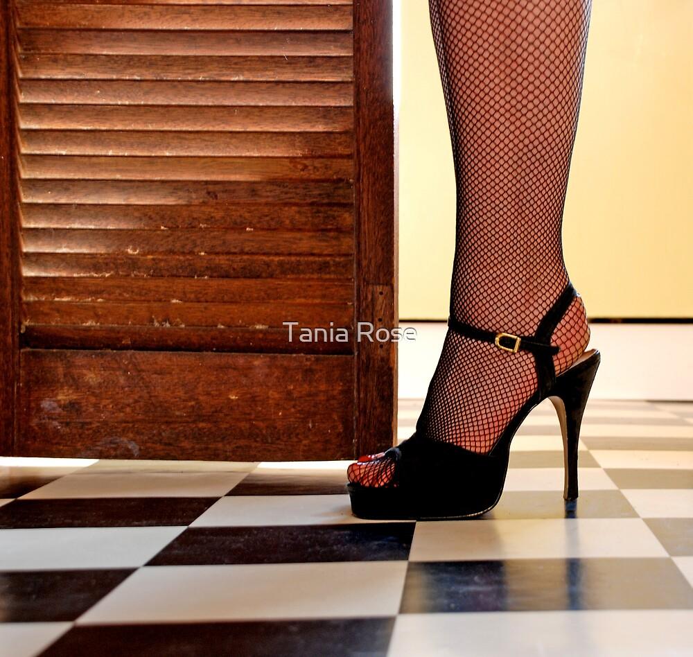 Kitchen Stilettos by Tania Rose