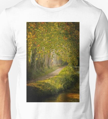 Path in the light T-Shirt