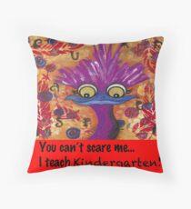 kindergarten teachers Throw Pillow