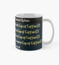RuneScape-Choose Option V2 Mug
