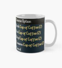 RuneScape - Wählen Sie die Option V2 Tasse