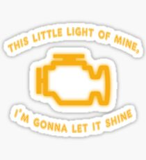 This Little Light Sticker