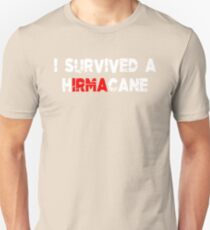 Hurricane Irma I Survived T-Shirt