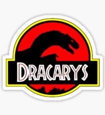 Dracarys targaryen Sticker