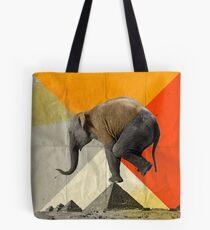 Balance of the Pyramids Tote Bag