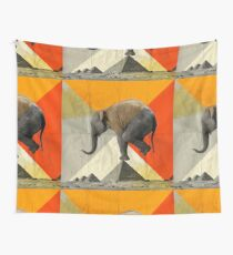 Balance of the Pyramids Wall Tapestry