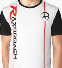 Razorback Racing  Graphic T-Shirt