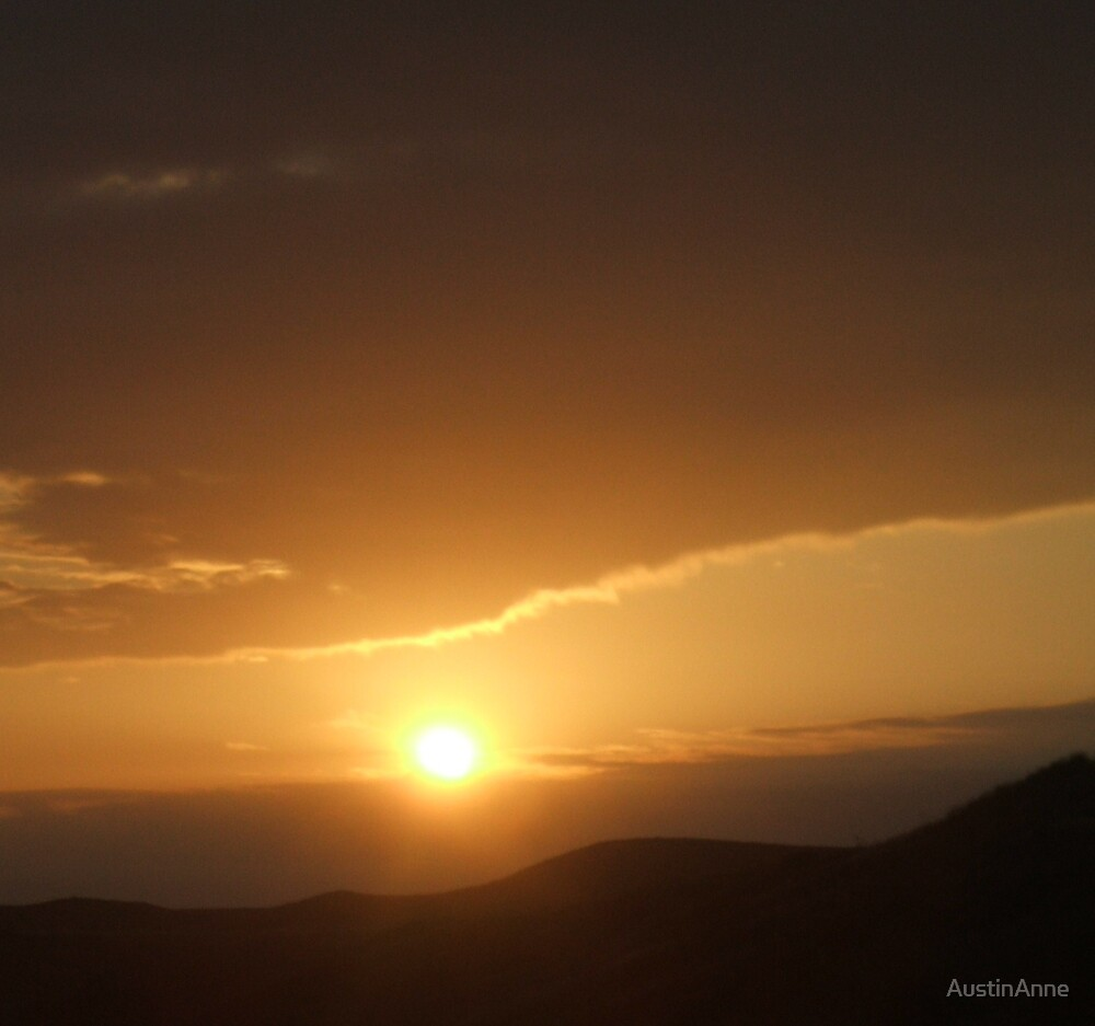 Valley Sky by AustinAnne