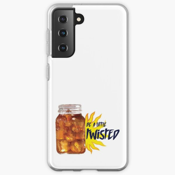 Be a little Twisted Samsung Galaxy Soft Case