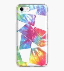 Abstract Tie Dye iPhone Case/Skin