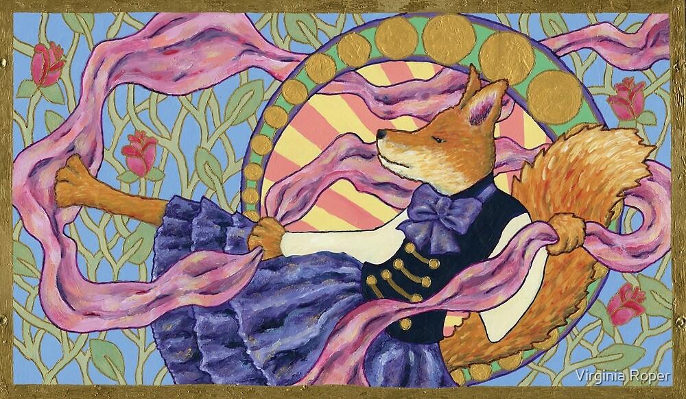 Nouveau Fox by Virginia Roper