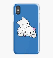 Paws-itivly Adorable Cats  iPhone Case/Skin