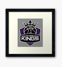 south geelong kings Framed Print